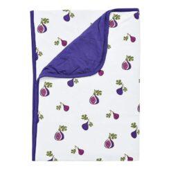 Kyte BABY Toddler Blanket in Fig