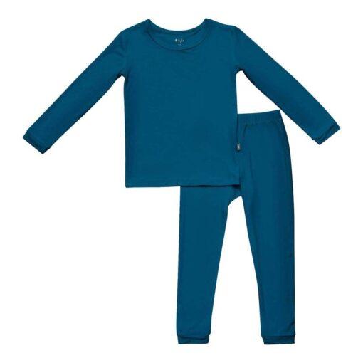 Kyte BABY Toddler Pajama Set in Baltic